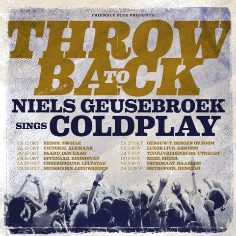 Throwback To-tour